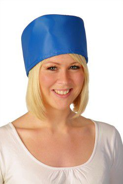 X-ray protective surgical cap