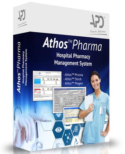 patient data management software / billing / prescription / traceability