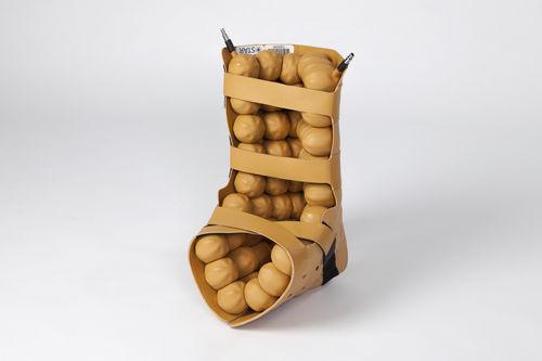 anti-decubitus heel protection