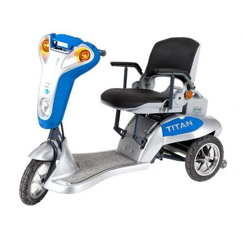 3-wheel electric scooter