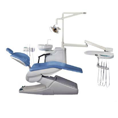 dental unit with electric chair