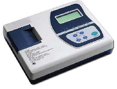 3-channel electrocardiograph