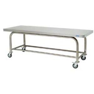 mortuary washing table