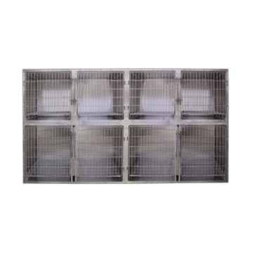 veterinary isolation cage