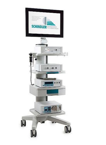 Endoscopy Room Equipment List: SCHINDLER Endoskopie Technologie