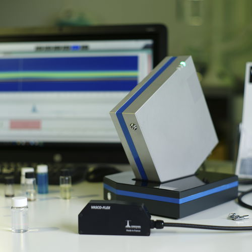 dynamic light scattering particle size analyzer / in-situ / remote