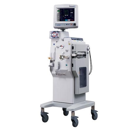 CRRT machine with plasma therapy
