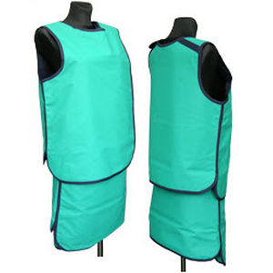 X-ray protective apron / X-ray protective skirt / front protection / rear protection