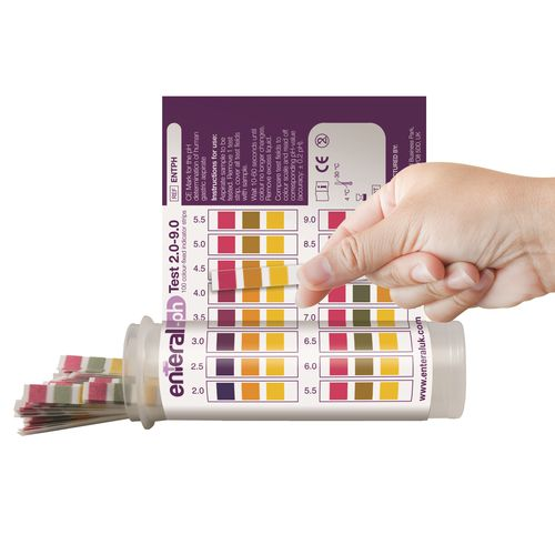 pH test strip / for gastrointestinal diseases