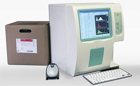 3-part differentiation hematology analyzer