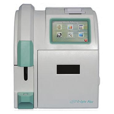 automatic electrolyte analyzer / pH / K+ / Na+