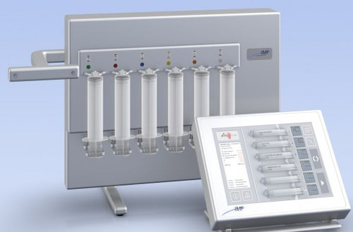 multi-channel infusion pump
