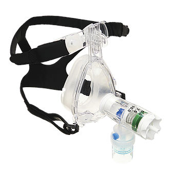 CPAP artificial ventilation mask