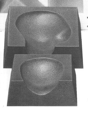 head positioning cushion / anatomical