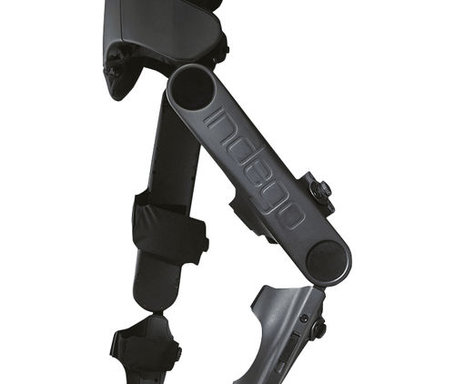 gait rehabilitation exoskeleton / standing position
