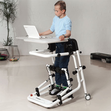 gait rehabilitation system / pediatric / computer-assisted