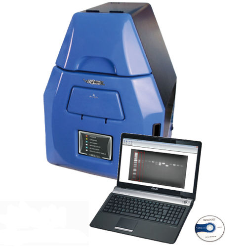 gel documentation system with CCD camera