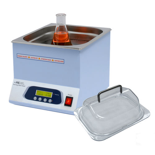 microprocessor-controlled water bath / stirring / benchtop