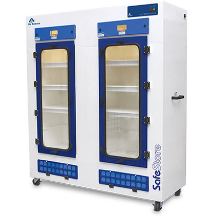hazardous material cabinet / for chemical products / laboratory / for pharmacies