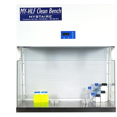 laboratory clean bench / bench-top / horizontal laminar flow