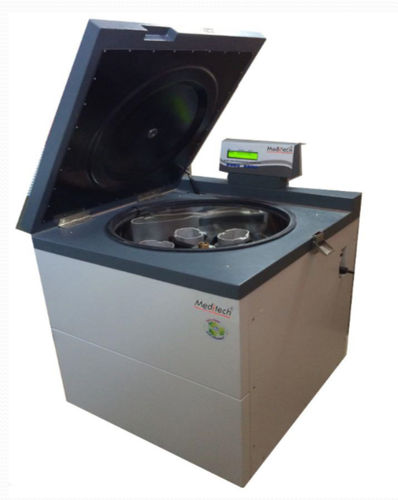 blood bank centrifuge