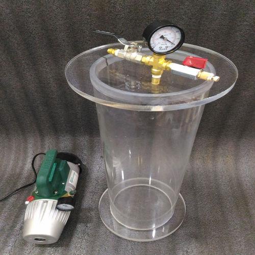vacuum leak tester / for the pharmaceutical industry / for the food industry / for medical devices
