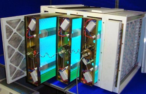 healthcare facility air purifier