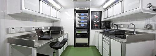 laboratory room / modular