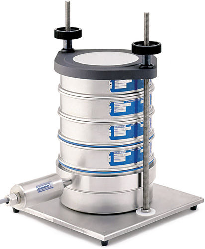 ultrasonic sieve shaker / sample preparation / benchtop / analog