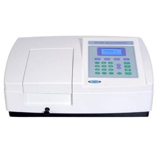 UV-vis spectrophotometer / single-beam