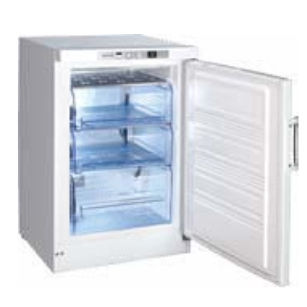 laboratory freezer / cabinet / 1-door