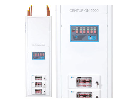 medical gas monitoring system