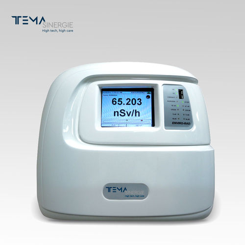 temperature monitoring system / radiation source / humidity / continuous