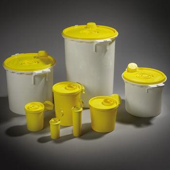 needle container