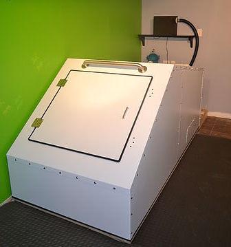 isolation tank