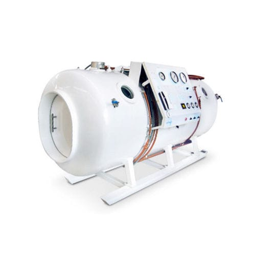 oxygen therapy hyperbaric chamber / decompression / 4 places