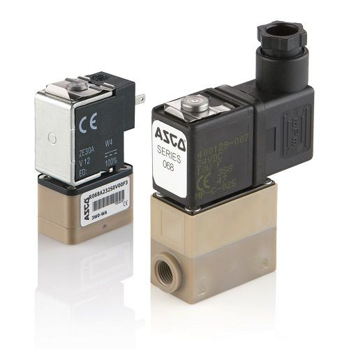 valve for the medical industry / solenoid / proportional