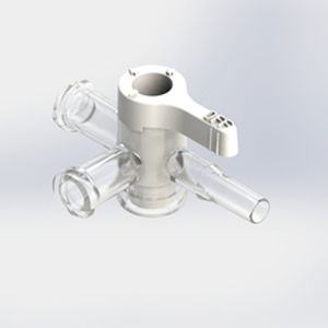 T infusion connector