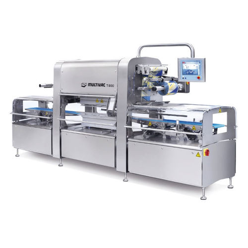 automatic tray sealer / for the pharmaceutical industry / for the food industry / for the medical industry