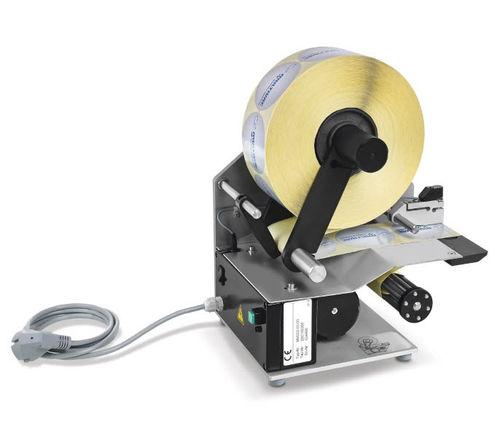 electric labeler / manual / adhesive label