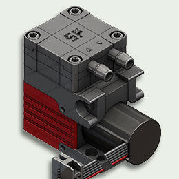 micropump for the medical industry