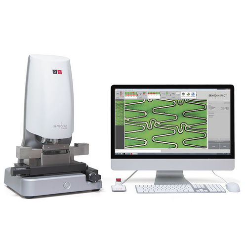 optical inspection system / automatic / for the medical industry / in-line