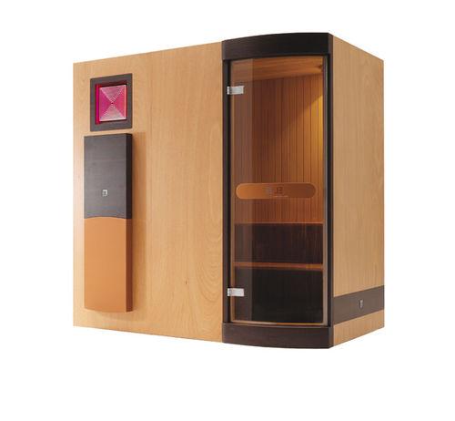 cabin sauna / sauna rocks