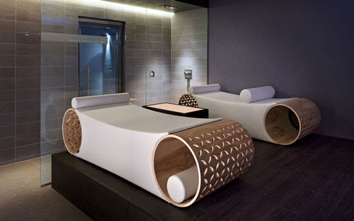 relaxation bed