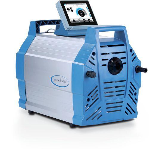 laboratory vacuum pump / diaphragm / oil-free