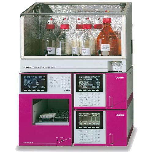 automatic amino acid analyzer
