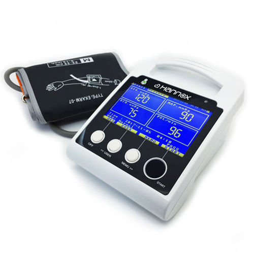 general medicine blood pressure monitor / automatic / arm / Bluetooth