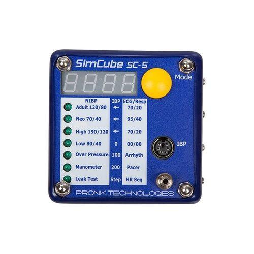 NIBP simulator / heart rate / monitor / portable