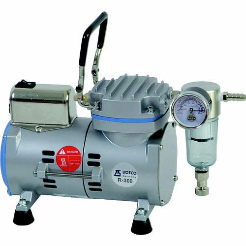 laboratory vacuum pump / oil-free