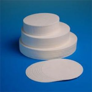 water filter / laboratory / paper / gravimetric